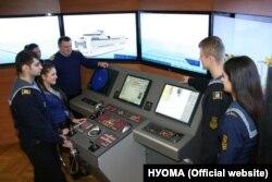 Курсанти Одеської морської академі