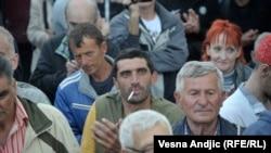 """Vučićev miting """"Budućnost Srbije"""""""