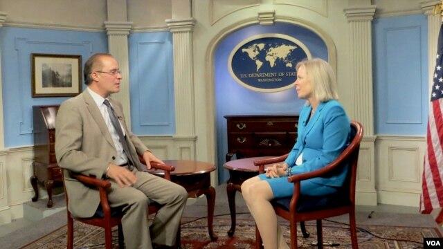 ԱՄՆ-ի փոխպետքարտուղարի գլխավոր օգնական Քերըլ Փերեզ
