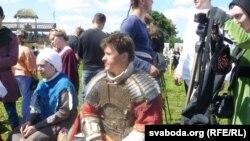 Рыцар у чаканьні турніра