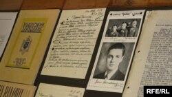Передані до Музею гетьманства документи канцелярії Гетьманської управи та особисті речі Павла Скоропадського, 24 листопада 2009 року