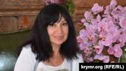 Эмине Ибраимова, крымская активистка