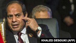 Президент Єгипту Абдель-Фаттах ас-Сісі