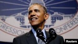 АҚШ президенті Барак Обама. Вашингтон, 9 наурыз 2015 жыл.