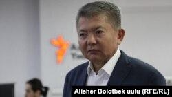 Посол Кыргызстана в России Аликбек Джекшенкулов.