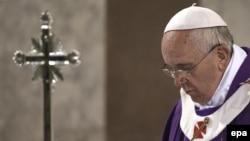 Рип папасы Франциск.