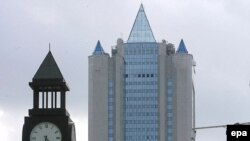 Головний офіс «Газпрому» у Москві