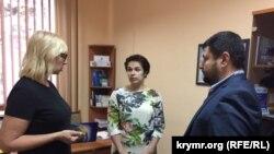 Людмила Денісова призначила кримського омбудсмена