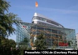 Sediul CDU de la Berlin