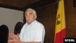 Preşedintele CC Dumitru Pulbere