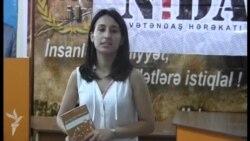 """NİDA """"Strateji dinc mübarizə: əsas prinsiplər"""" kitabının təqdimatını keçirib"""