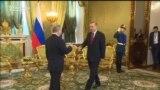 Putin Hosts Turkey's Erdogan To Discuss Syria