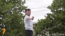 Շանթի Հարությունյանի գործ․ դատարանի բակում կրակոցներ են հնչել