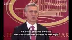 Stoltenberg dënon vrasjen e Ivanoviqit, bën thirrje për qetësi