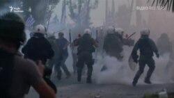 Високі ставки та сильні емоції перед референдумом у Македонії – відео