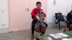 Tinere talente moldovene: violoncelista Natalia Costiuc la Kronberg