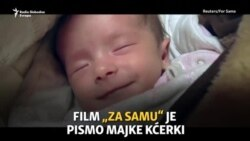 Sirijski film 'Za Samu', pismo majke kćerki