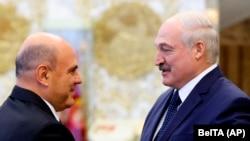 Встреча Михаила Мишустина и Александра Лукашенко, 3 сентября