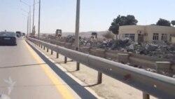 Bakı-Quba beton yolu yenə sökülür