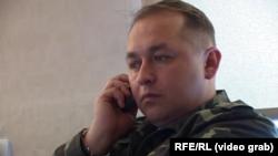 Сергій Стороженко, колишній комбриг 36-ї бригади берегової охорони ЗСУ