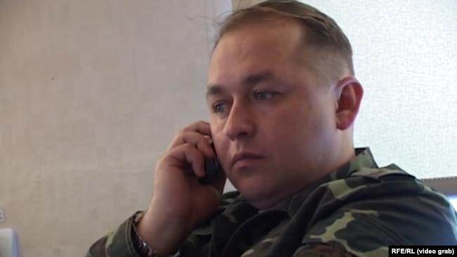 Сергей Стороженко, бывший комбриг 36-й бригады береговой охраны ВСУ