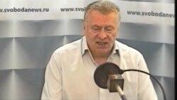 ُِВремя гостей: Владимир Жириновский, часть 2