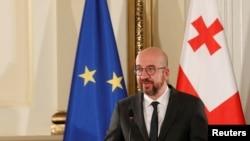 შარლ მიშელი, ევროკავშირის ევროპული საბჭოს პრეზიდენტი