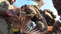 Боевики наращивают силы в направлении Мариуполя