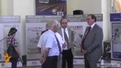 Ռուսաստանում հուսով են, թե իրավիճակը Հայաստանում «կկարգավորվի օրենքի շրջանակներում»