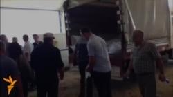 Mbetjet mortore sillen nga Rudnica në Kosovë