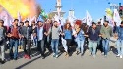 Ankarada terror. Partlayış anı