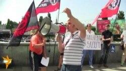 Дунайське пароплавство страйкує