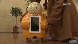 ربات برای تبلیغ مذهب بودایی در چین