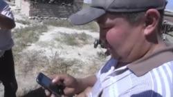 Как жители села в Нарыне освоили «Твиттер»