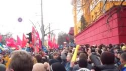 Національний штаб на Євромайдані