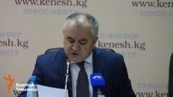 Текебаев: Бакиевдердин жери Атамбаевге тийди
