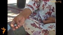 Қайыр сұраған кейуана
