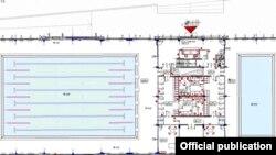 План за затворен базен во Свети Николе