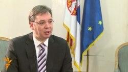 Вучиќ: односите со Косово мора да бидат нормализирани