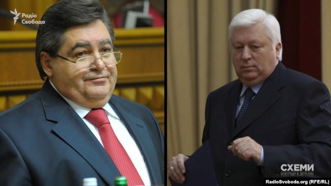 Євген Блажівський, заступник генпрокурора Віктора Пшонки за часів президента Януковича