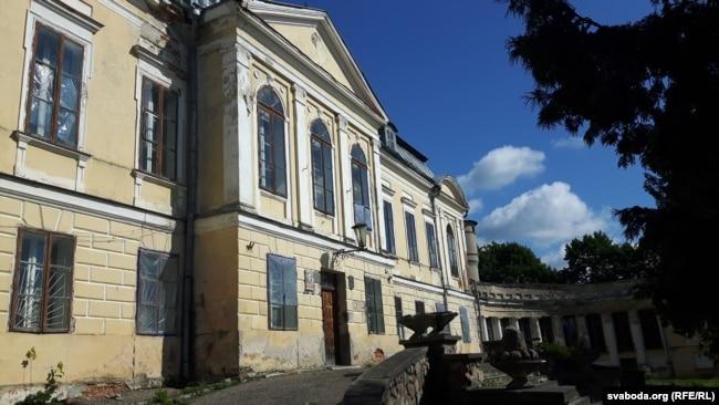 Палац Валовічаў у Сьвяцку