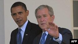 Barak Obama Corc Buşdan fərqli olaraq, xarici siyasətlə bağlı elə ciddi vədlər verməyib