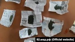 «Нарколаборатория» в Крыму