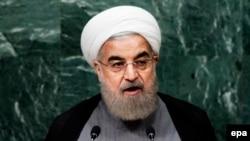 سخنرانی حسن روحانی، رییس جمهوری ایران، در هفتاد و یکمین مجمع عمومی سازمان ملل متحد