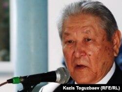 Бывший лидер Компартии Казахстана Серикболсын Абдильдин.