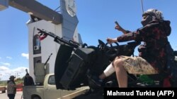 نیروهای حامی دولت در طرابلس