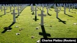 Cimitirul soldaților americani căzuți în bătălia de la Belleau Wood, Franța