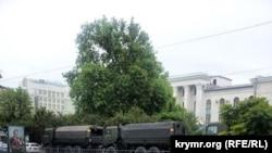 Сімферополь, пр. Кірова. ілюстраційне фото