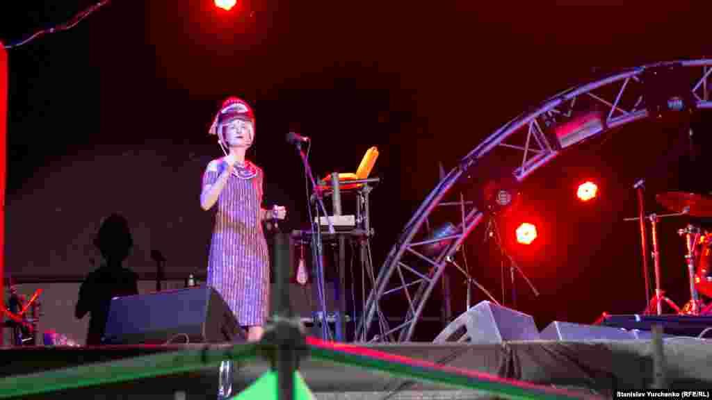 Panivalkova – жіноче джазове тріо, яке президент Koktebel Jazz Festival Лілія Млинарич назвала відкриттям минулого року