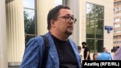 Защитник Губайдулина Максим Пашков